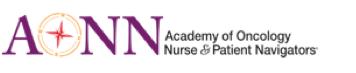 Association of Oncology Nurse and Patient Navigators