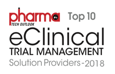 PharmaTech Outlook, eClinical Trial Management Solution Providers, 2018